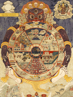 Wheel of Life - Image courtesy of Birmingham Museum of Art