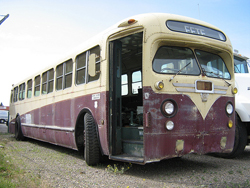 """GM Bus"" Image courtesy of dave_7 via flickr.com"
